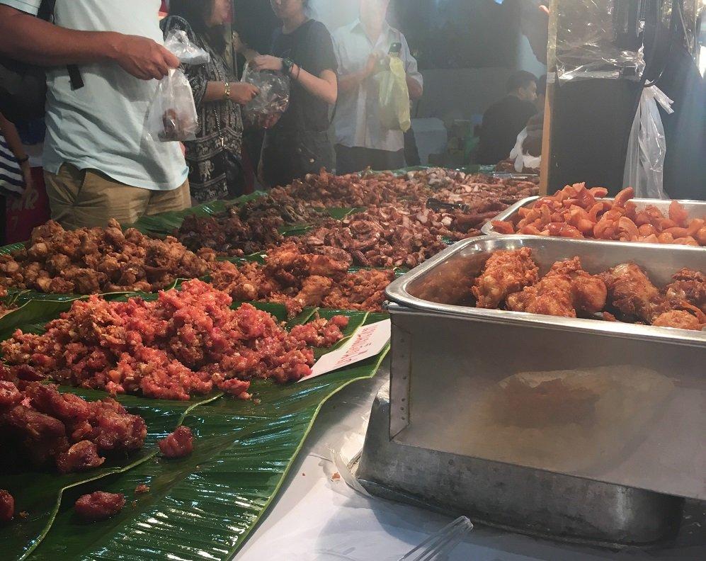 Amazing food at Ratchada