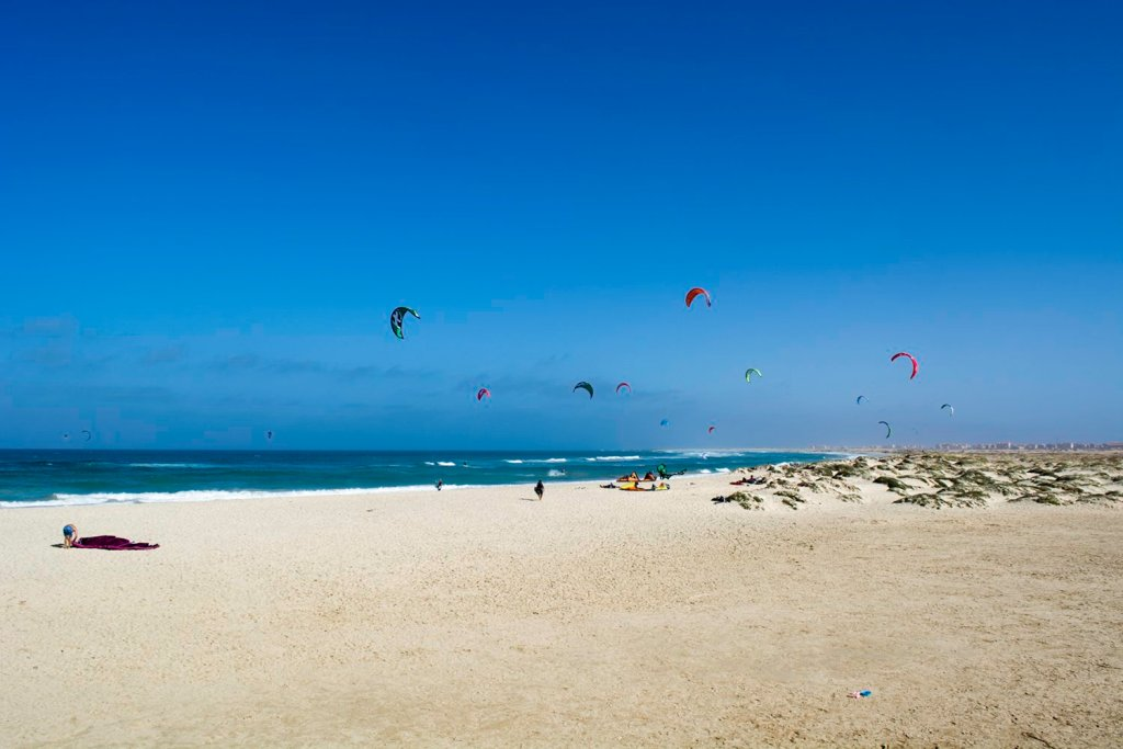 Kite Beach, Cape Verde