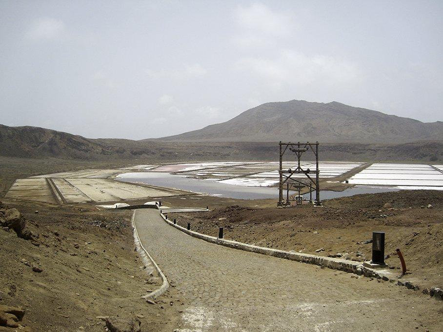 Saltmines, Cape Verde