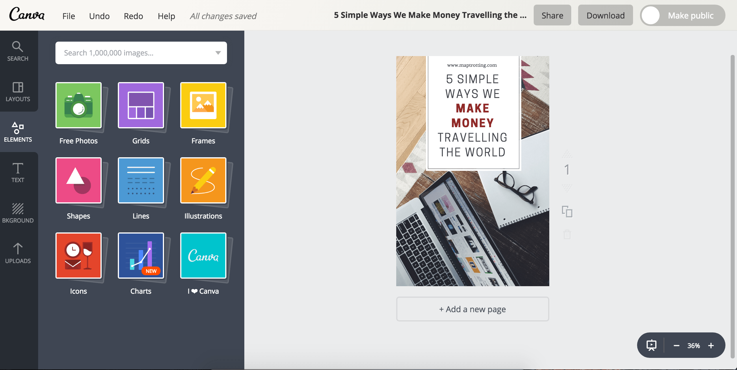 5 Simple Ways We Make Money Travelling the World