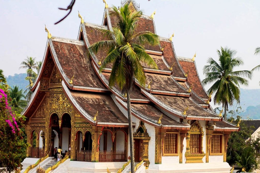 luang prabang guide - temples