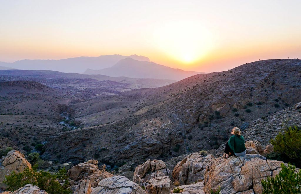 Where to travel in 2018 - Oman-JebelShams