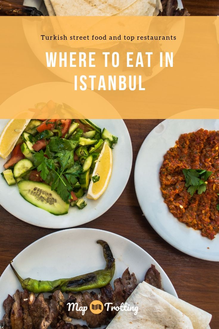 where to eat in Istanbul, Turkey