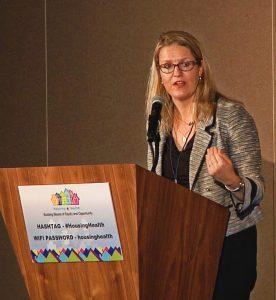 Megan Sandel, Public Health Leadership in Medicine Awardee