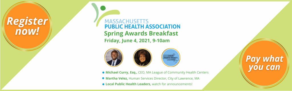 REGISTER NOW for a morning of inspiration and celebration as we spotlight the accomplishments of health equity honorees. June 4 virtual event | Pay what you can