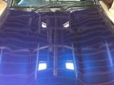 Aston Martin DB7 Bonnet Reflection