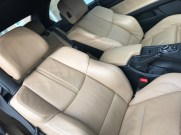 Interior Leather Cleaned