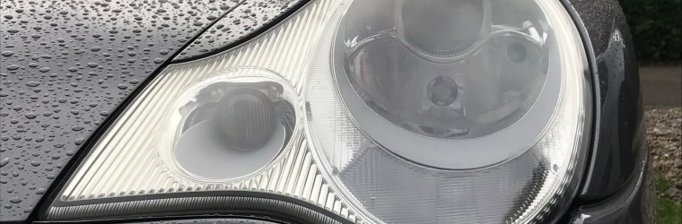 Refurbished 911 Headlight