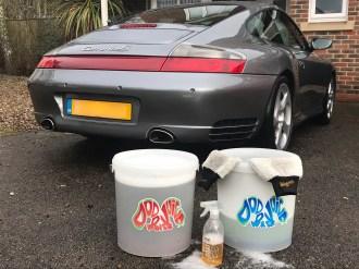2 Bucket Wash and Sealant Top Up