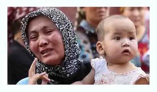 Doğu Türkistan'ın feryadı