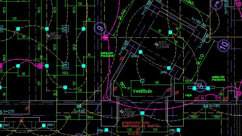 Maquila De Planos Proyectos Arquitectonicos Planos