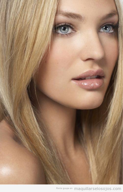 maquillaje de ojos natural para el da a da veraniego