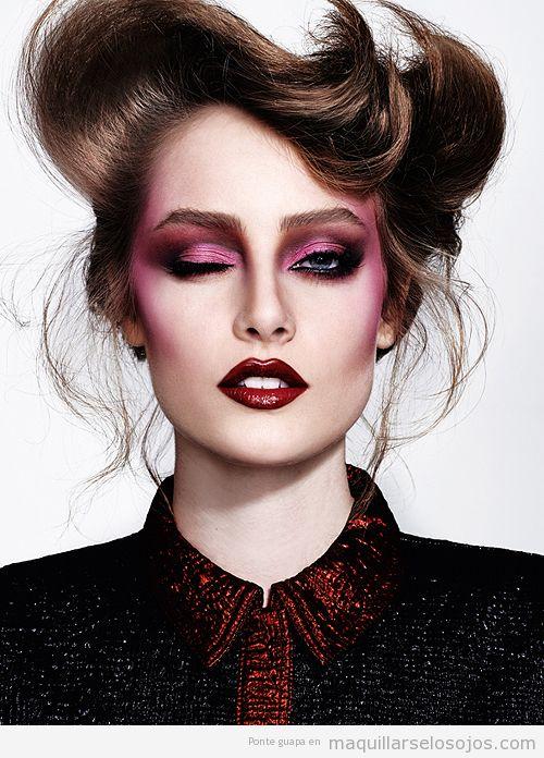 Como Maquillar A Una Diabla Trendy Como Maquillar A Una Diabla