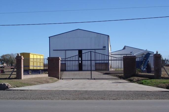 Mancini - Planta industrial