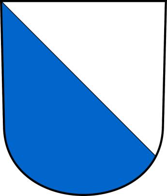Este es el escudo de Zürich.