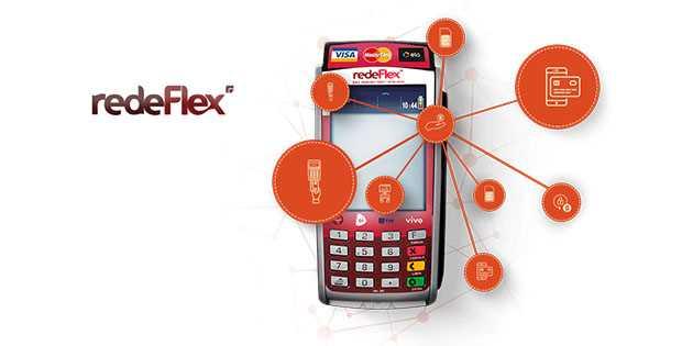 Rede Flex Máquinas de Cartão de Crédito