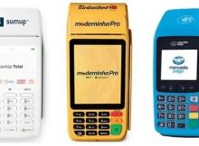 melhores máquinas de cartão de crédito sem aluguel