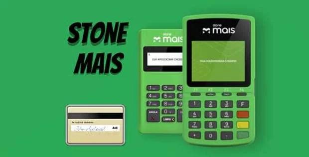 Stone Mais Maquininhas de Cartão