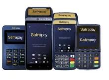 Safrapay Máquinas de Cartão de Crédito