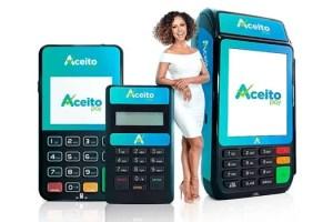 Aceito Pay Maquininhas de Cartão