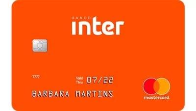 cartao de credito inter
