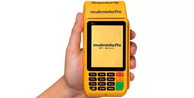 Veja como fazer recarga de celular com a Moderninha Pro
