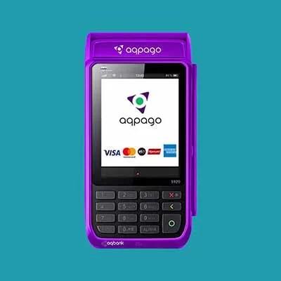Melhores máquinas de cartão de 2020 AQPay Mega S92