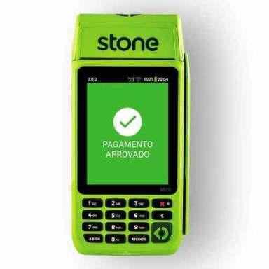 Melhores máquinas de cartão para Delivery stone