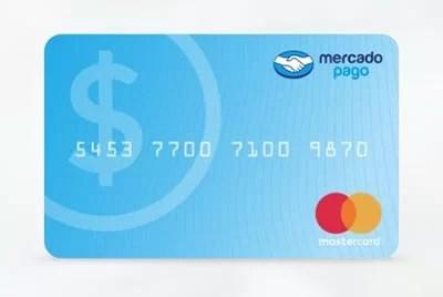 Cartão Azul Mastercard Mercado Pago