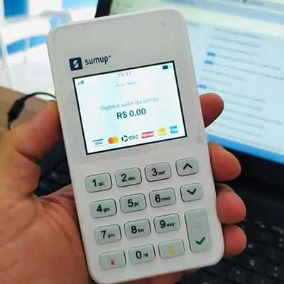 Melhores máquinas de cartão para 2021 sumup on