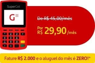 Maquininha Santander 3