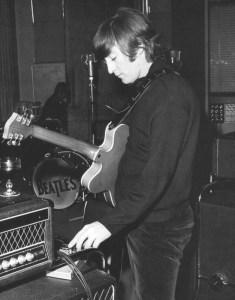Maestro Fuzz-Tone Beatles - John Lennon