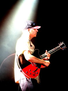 Tom Morello Black and Red