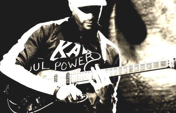 Tom Morello Soul Power Stratocaster
