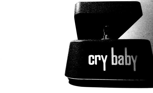 Modded Cry Baby By Máquinas de Música