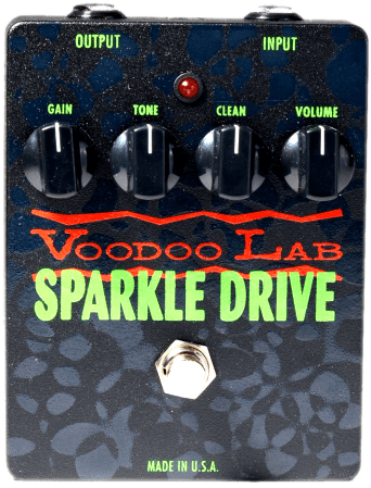 Voodoo Labs Sparkle Drive