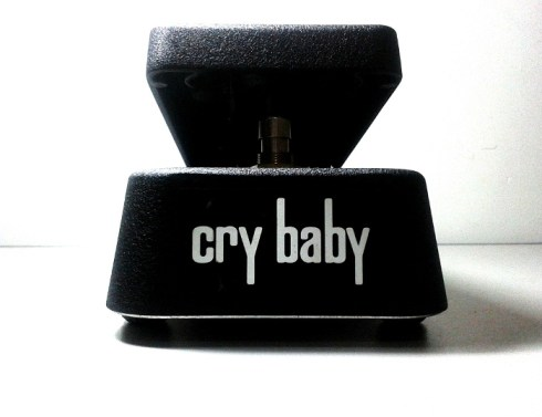 Wah Wah Cry Baby antes do drive