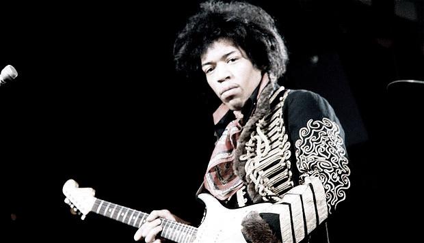Hendrix Melhor guitarrista de todos