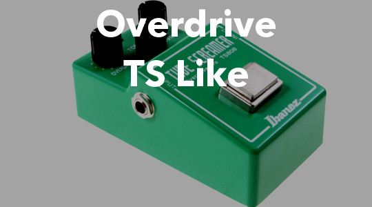 Overdrive TS Like