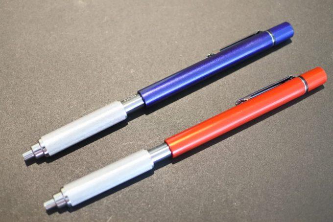 ロフト限定 三菱鉛筆 シフト シャープ レッド/ネイビー
