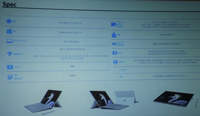 Surface Pro(サーフェス プロ) LTE Advancedモデル