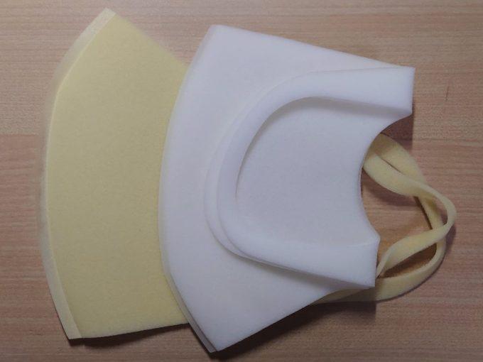 ピッタマスクの洗い方 黄ばんだピッタマスク