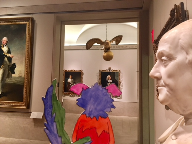 American History, Americant Art, Benjamin Franklin