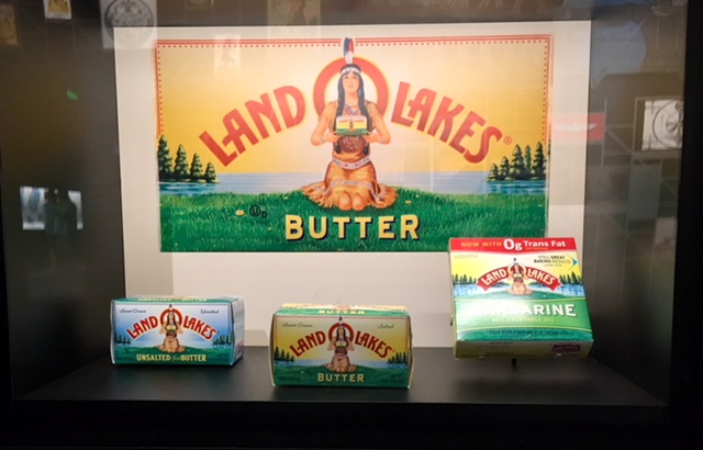 butter, indian maiden, native american