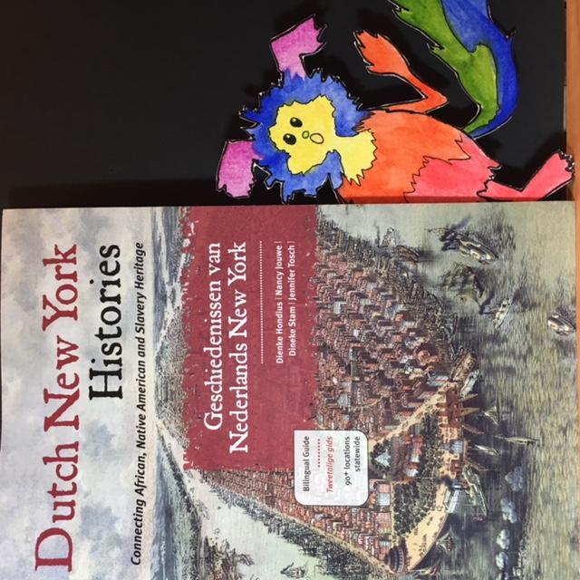 dutch new york, slavery, native american history