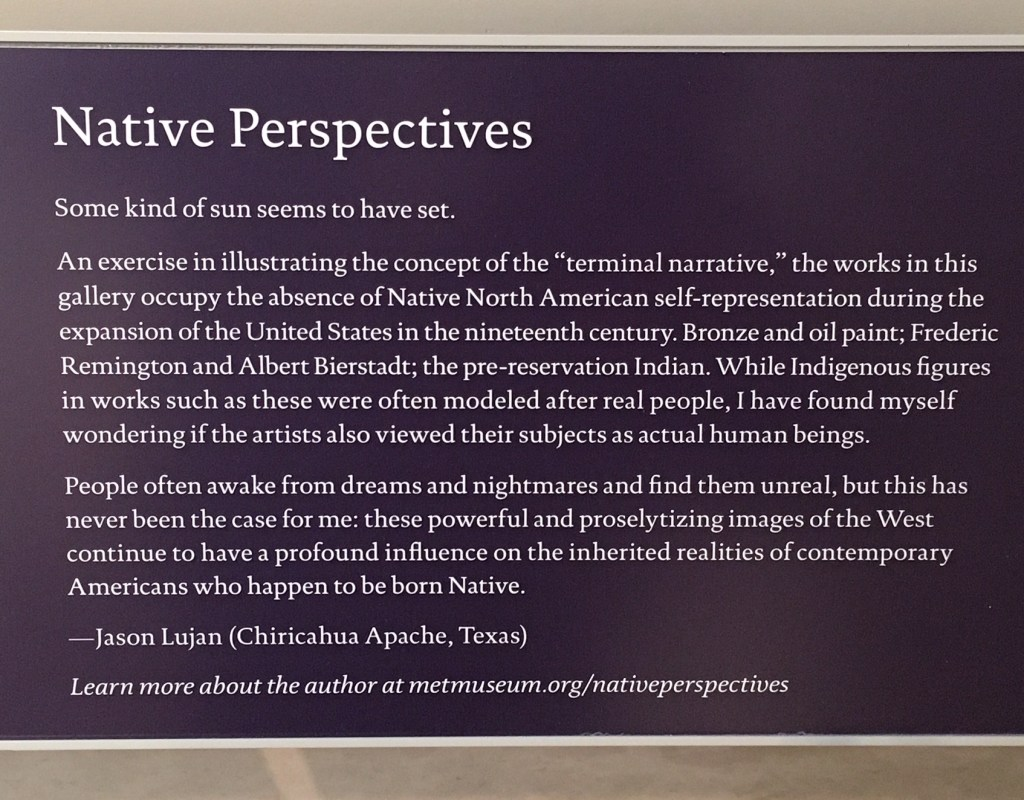 native perspective