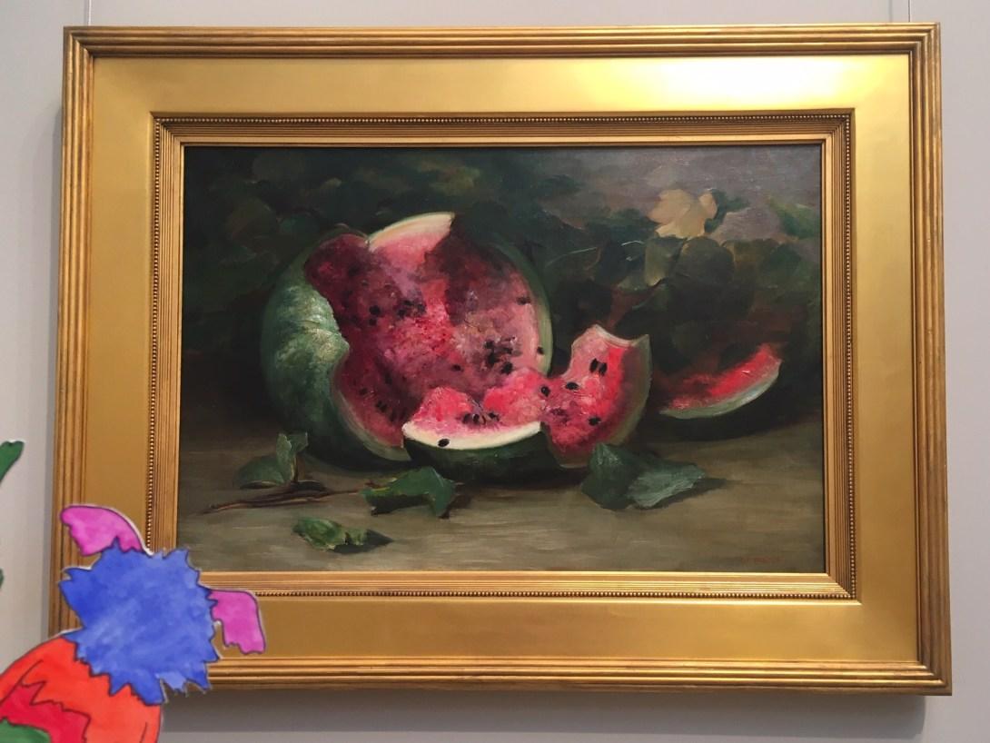 charles ethan porter, watermelon