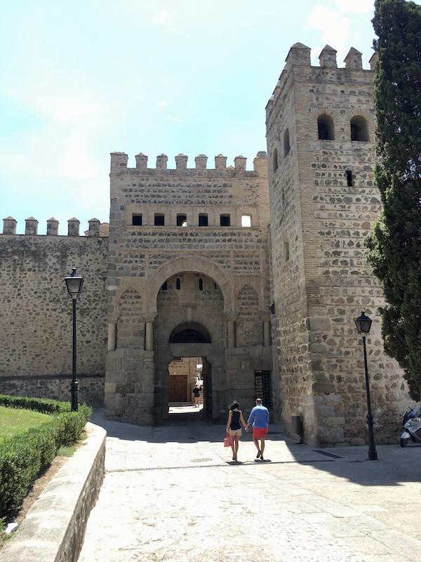 Toledo, Puerta de Alfonso VI