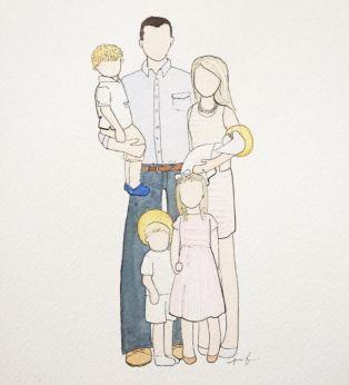 Mernin Family Pic