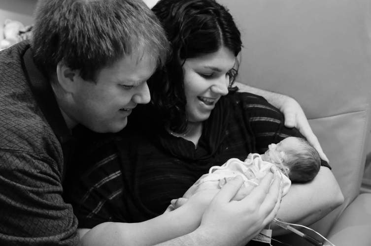 Interview with a NICU Mom